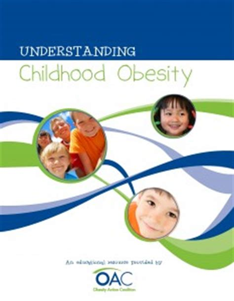 Thesis paper on childhood obesity